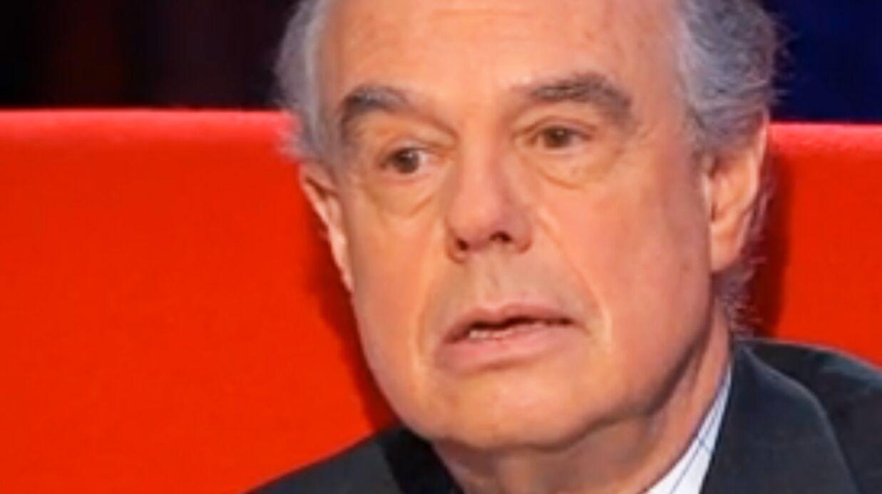 VIDEO Frédéric Mitterrand révèle avoir été un enfant battu par sa gouvernante