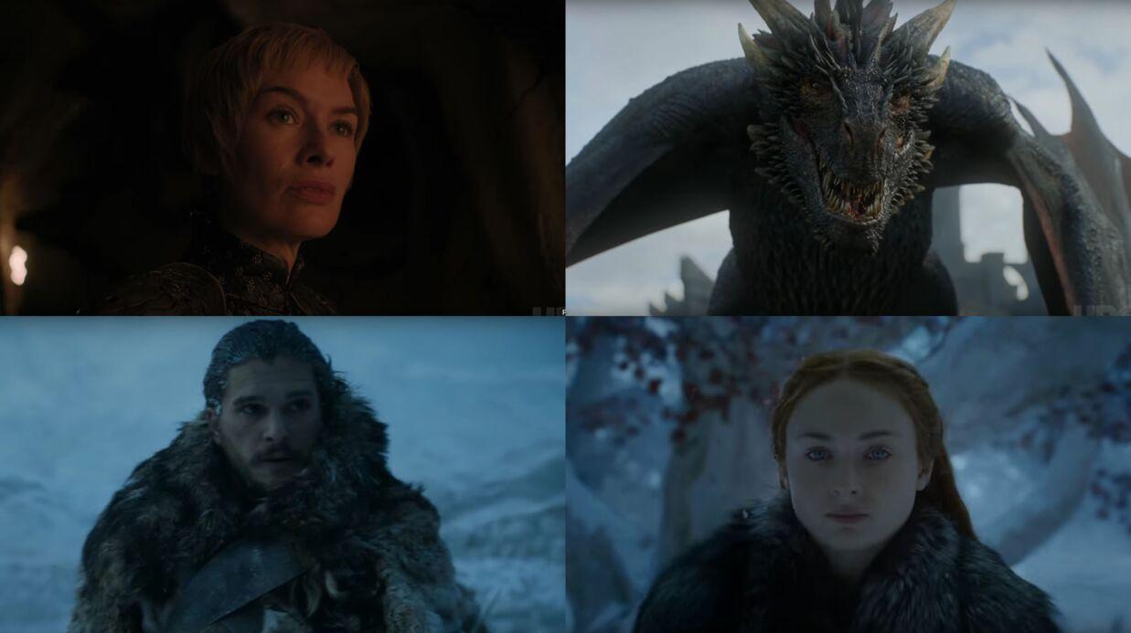 Game of Thrones: la nouvelle saison arrive TRÈS bientôt et la vidéo qui l'annonce est démentielle