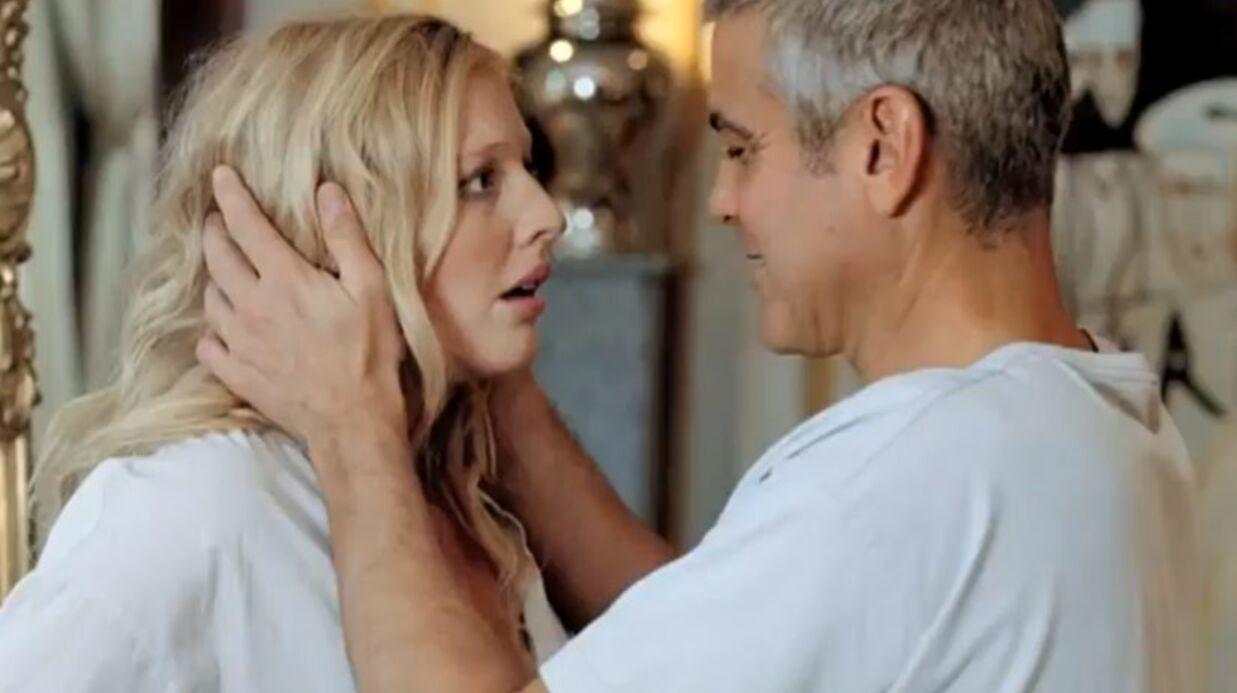 George Clooney marié avec une blonde