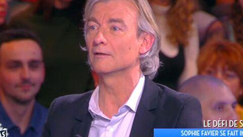 Gilles Verdez avoue qu'il fait des injections de Botox régulièrement