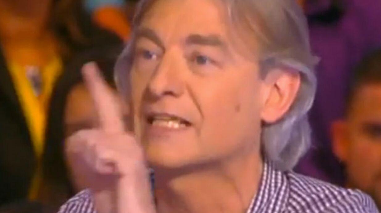 VIDEO Questions pour un champion: Gilles Verdez s'en prend violemment à Samuel Etienne