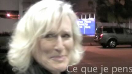 VIDEO Glenn Close: Lindsay Lohan? «Une pauvre fille»