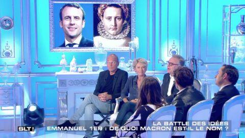 Gros malaise sur le plateau de Salut les terriens après une mauvaise blague sur Brigitte Macron