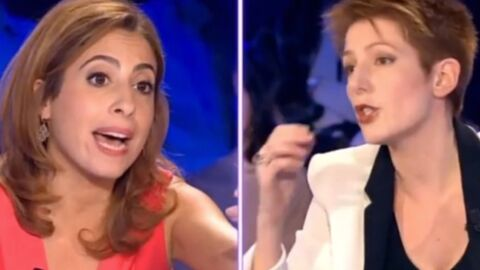 VIDEO Grosse prise de bec entre Léa Salamé et Natacha Polony