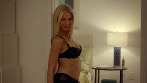 VIDEO Gwyneth Paltrow ultra sexy dans son dernier film