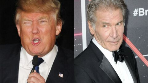 VIDEO Harrison Ford se moque de son plus grand fan… Donald Trump
