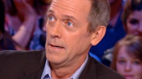 VIDEO Hugh Laurie découvre la chanson Dr House de Christophe Hondelatte
