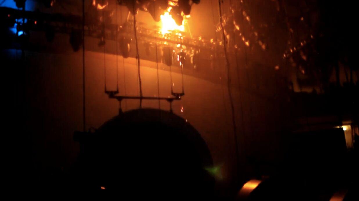 VIDEO Un incendie se déclare en plein concert de Rihanna
