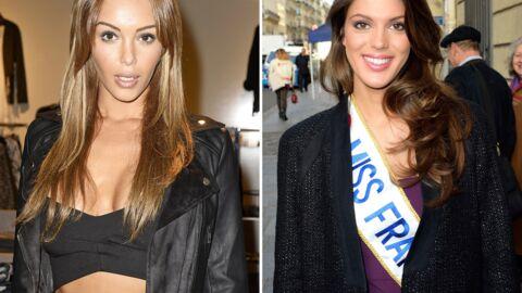 VIDEO Iris Mittenaere (Miss France) évoque sa ressemblance avec Nabilla