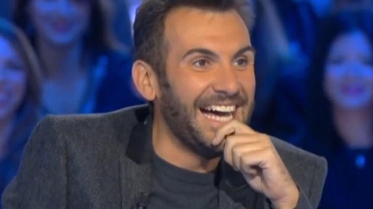 VIDEO Ironique, Laurent Ournac se paye à nouveau Enora Malagré