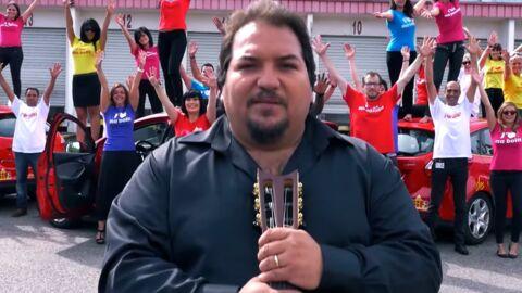 VIDEO Manolo des Gypsies chante à la gloire de Gifi dans le clip le plus improbable de l'année