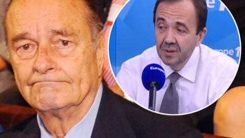 VIDEO Jacques Chirac: son gendre donne des nouvelles de sa santé et salue son courage