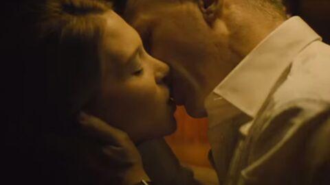 VIDEO Léa Seydoux et Monica Bellucci très proches de James Bond dans la bande-annonce de Spectre