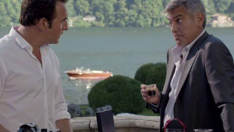VIDEO Jean Dujardin face à George Clooney: la pub complète de Nespresso