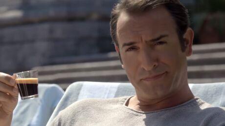 VIDEO Jean Dujardin se met dans la peau de George Clooney pour Nespresso