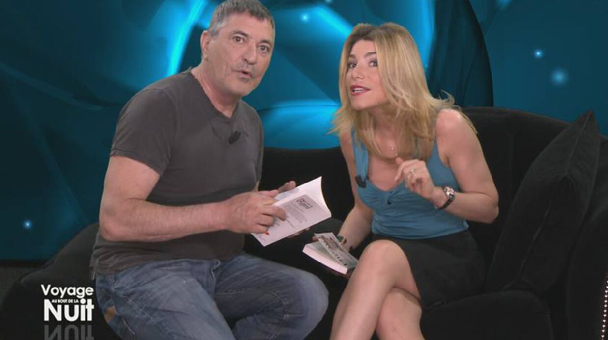 VIDEO Jean-Marie Bigard rejoint sa compagne Lola Marois pour une lecture nocturne