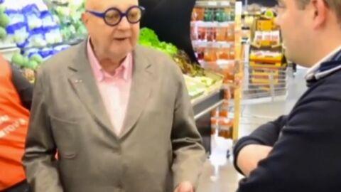 Jean-Pierre Coffe: TF1 diffuse des images du cuisinier, tournées quelques jours avant sa mort