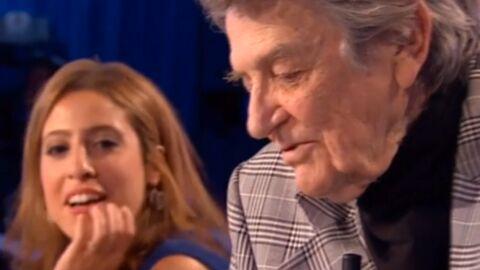 VIDEO Jean-Pierre Mocky dragueur et salace avec Léa Salamé dans On n'est pas couché