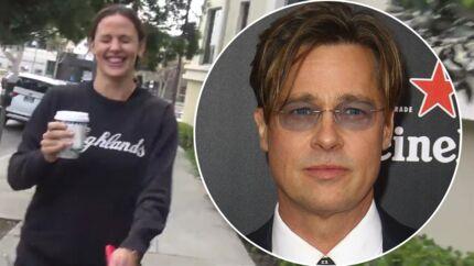 VIDEO Jennifer Garner annonce qu'elle sort avec Brad Pitt (pour blaguer)