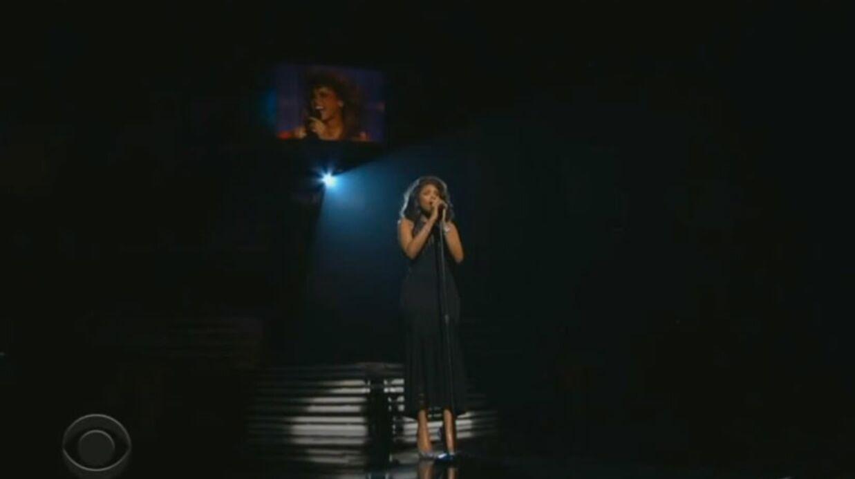 VIDEO Grammy Awards: les stars rendent hommage à Whitney Houston