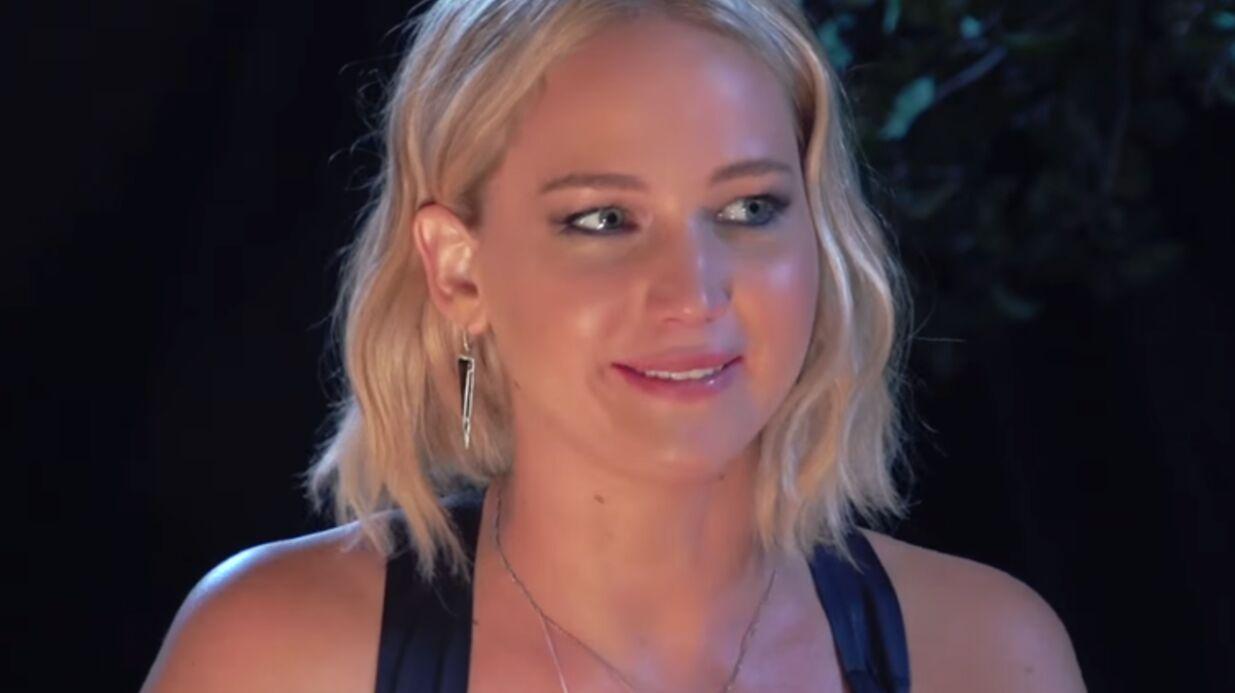 Jennifer Lawrence: quand elle est trop pressée, elle fait pipi dans les lavabos