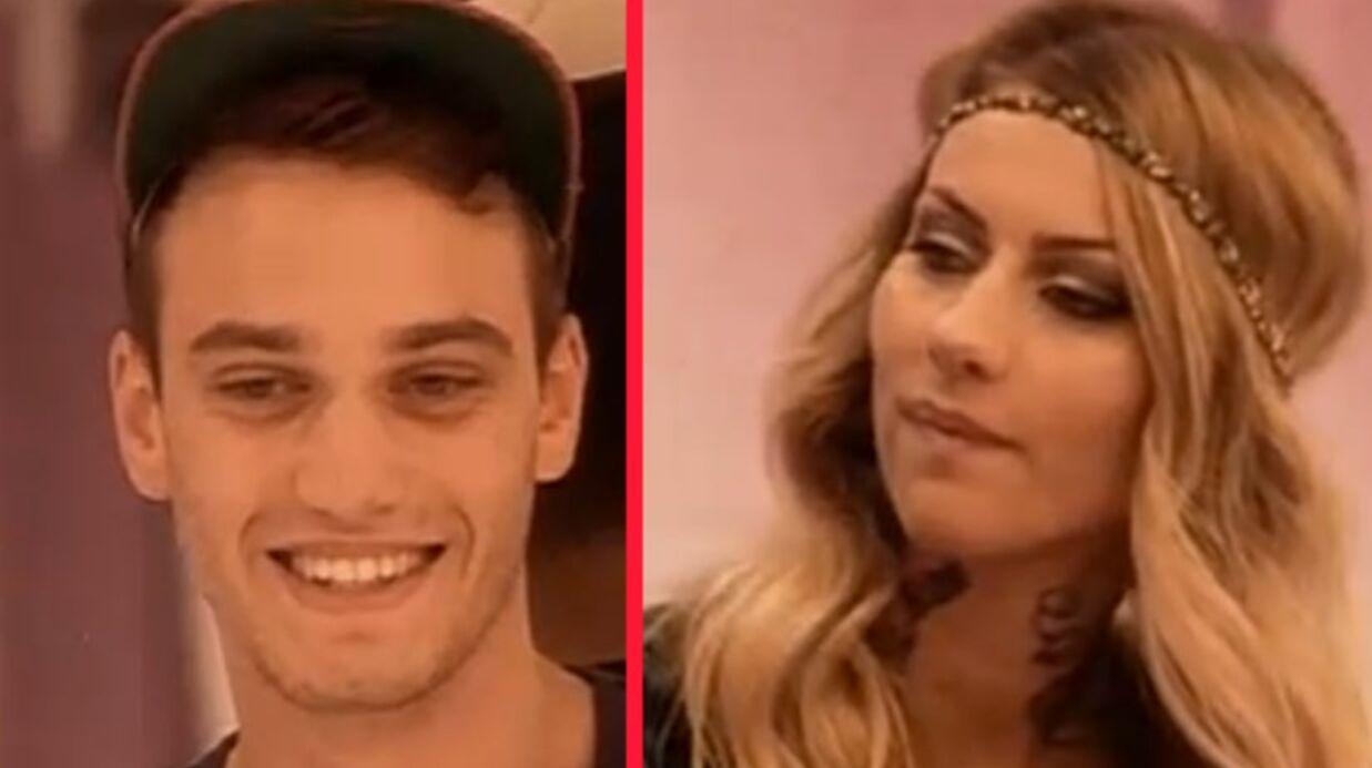 VIDEO Secret Story 6: Fanny et Julien se sont enfin embrassés