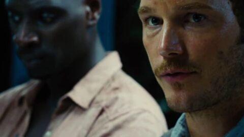 VIDEO Omar Sy fait une apparition éclair dans le nouveau trailer de Jurassic World