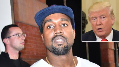 VIDEO Kanye West révèle qu'il est du côté de Donald Trump et se fait huer