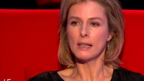 VIDEO Boulimique, Karin Viard «mangeait du beurre à la petite cuillère»