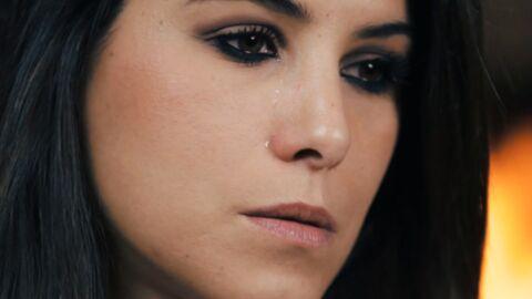 Karine Ferri émue aux larmes devant une vidéo de sa mère