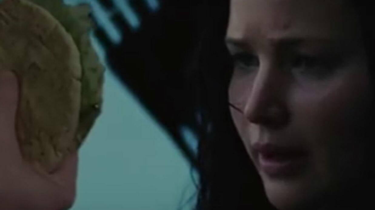 VIDEO Jennifer Lawrence hurle sur des pains pita dans un hilarant montage d'Hunger Games