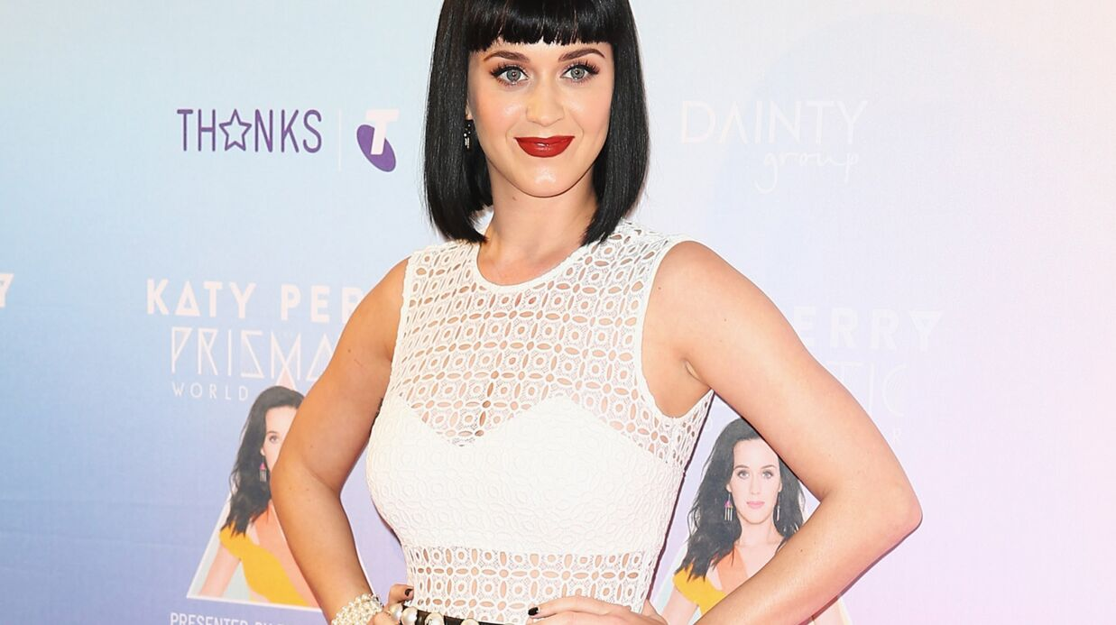 Katy Perry a mis au monde le bébé de sa sœur