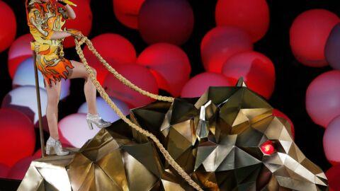 VIDEO Katy Perry: son show a enflammé la mi-temps du Super Bowl