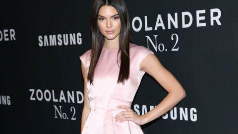 VIDEO Kendall Jenner: sa voiture part en marche arrière au moment où elle en sort
