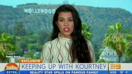 VIDEO Kim Kardashian: sa soeur Kourtney s'exprime pour la première fois depuis son agression