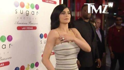 Kylie Jenner chassée d'un tapis rouge par des manifestants anti-fourrure