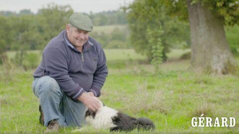 VIDEO L'amour est dans le pré: un extrait du portrait de Gérard, agriculteur de la nouvelle saison