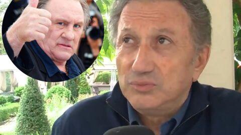L'étonnant coup de fil de Gérard Depardieu qui a relancé la carrière de Michel Drucker dans les 90's