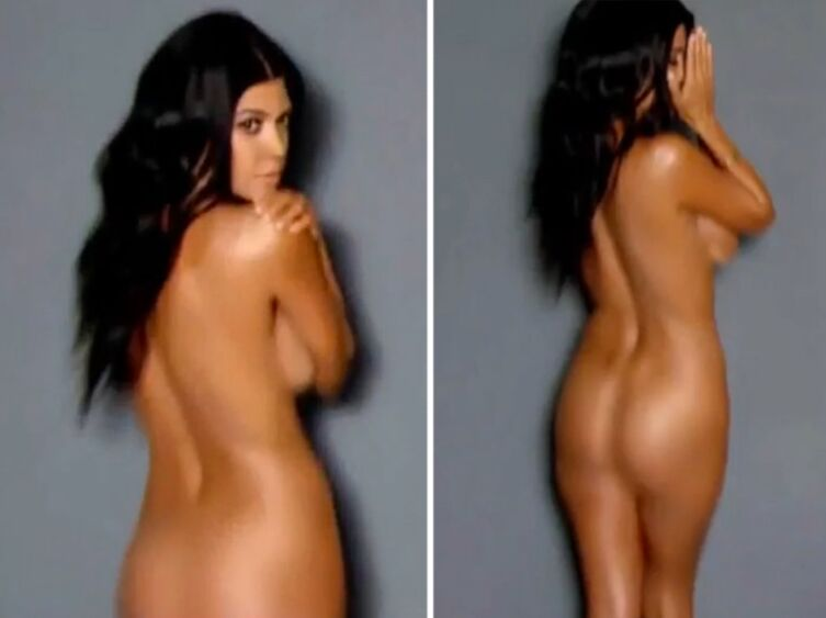The Kardashian Sisters Nude Photos Leaked