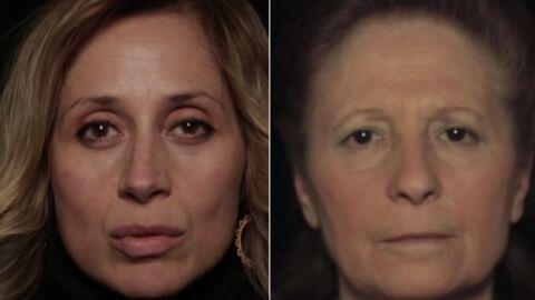 VIDEO L'oubli, l'émouvant clip de Lara Fabian dans lequel elle dirige sa maman atteinte d'Alzeimer