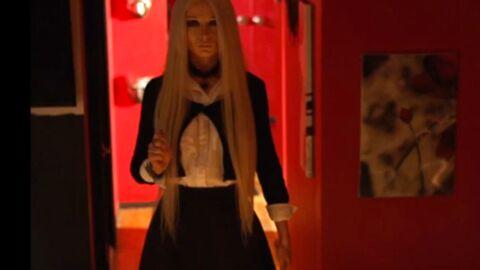 La Barbie humaine devient actrice: elle joue une poupée démoniaque dans un film d'horreur