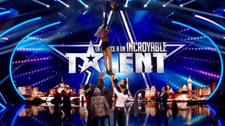 VIDEO La France a un incroyable talent: grosse frayeur en direct à cause d'un souci technique