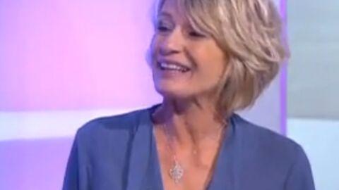 VIDEO La boulette de Sophie Davant: elle tacle involontairement Marina Foïs
