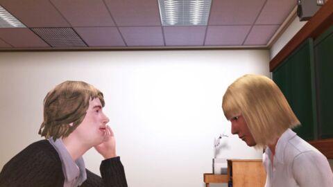 Emmanuel Macron: un film d'animation retrace son coup de foudre pour Brigitte, et c'est très gênant