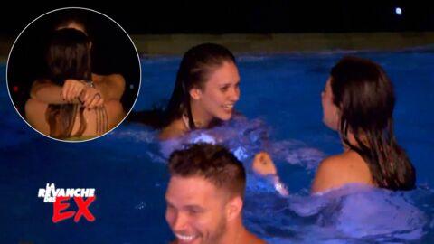 VIDEO Les retrouvailles brûlantes de Laurie et Charlène du Bachelor sur NRJ 12