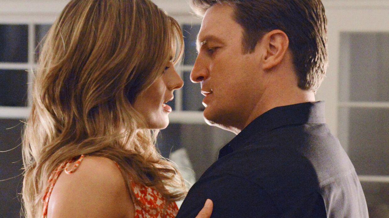 VIDEO Castle: la scène d'amour entre Castle et Beckett qui a été coupée au montage
