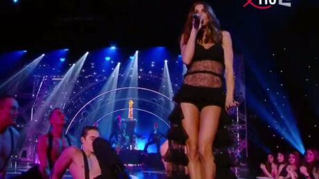 VIDEO La tenue sexy de Jenifer pour le Sidaction affole la toile