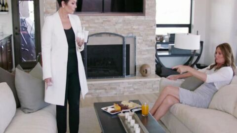 VIDEO La toute première rencontre entre Caitlyn et Kris Jenner
