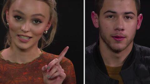 La vidéo drôle du jour: Lily-Rose Depp, Jon Hamm et bien d'autres déclament Sorry de Justin Bieber