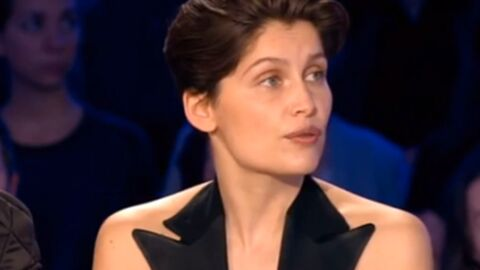 VIDEO Laetitia Casta prend la défense de Julie Gayet face à Laurent Ruquier